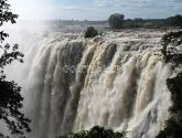 Viktorijos krioklys Zimbabvė