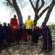 Krepšinio šalis nenusileidžia Masajams šoklumu:)