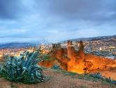 Maroko panoramos