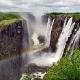 Kelionė nuo Viktorijos Krioklių iki Kenijos